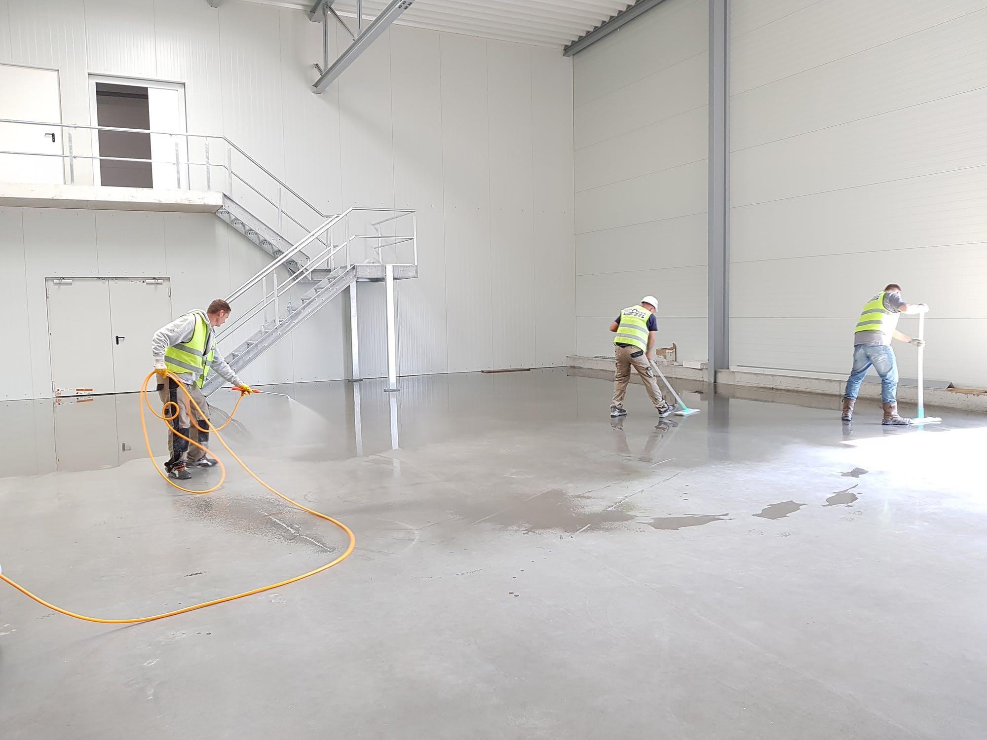 5 Benefits Of Epoxy Flooring